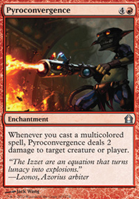 Pyroconvergence - Return to Ravnica