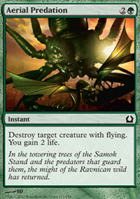 Aerial Predation - Return to Ravnica