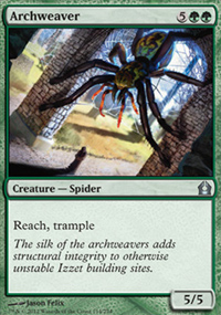 Archweaver - Return to Ravnica