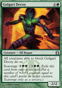 Golgari Decoy - Return to Ravnica