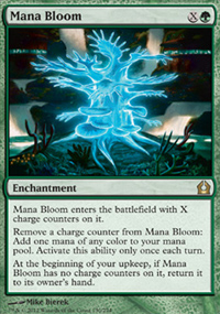 Mana Bloom - Return to Ravnica