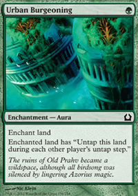 Urban Burgeoning - Return to Ravnica