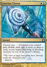 Azorius Charm - Return to Ravnica
