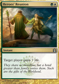 Heroes' Reunion - Return to Ravnica