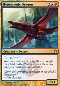 Hypersonic Dragon - Return to Ravnica