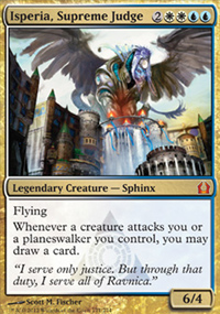 Isperia, Supreme Judge - Return to Ravnica