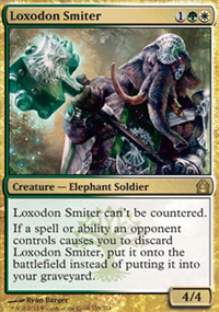 Loxodon Smiter - Return to Ravnica
