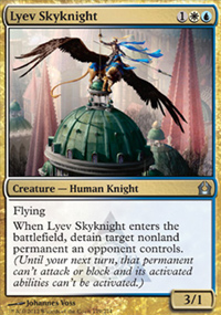 Lyev Skyknight - Return to Ravnica