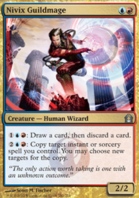 Nivix Guildmage - Return to Ravnica