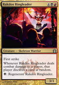 Rakdos Ringleader - Return to Ravnica
