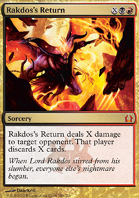 Rakdos's Return - Return to Ravnica