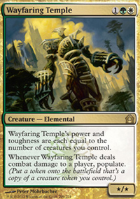 Wayfaring Temple - Return to Ravnica