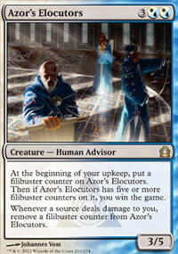 Azor's Elocutors - Return to Ravnica