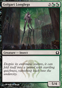 Golgari Longlegs - Return to Ravnica