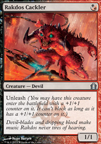 Rakdos Cackler - Return to Ravnica