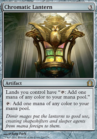 Chromatic Lantern - Return to Ravnica