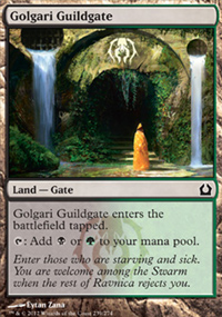Golgari Guildgate - Return to Ravnica
