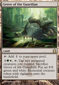 Grove of the Guardian - Return to Ravnica