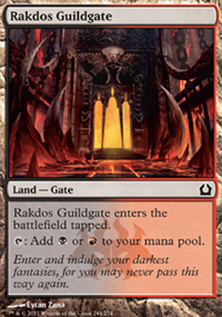 Rakdos Guildgate - Return to Ravnica