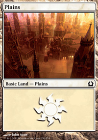 Plains 1 - Return to Ravnica