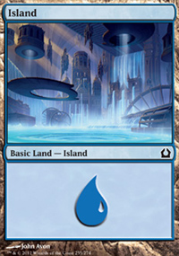 Island 1 - Return to Ravnica