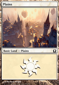 Plains 4 - Return to Ravnica