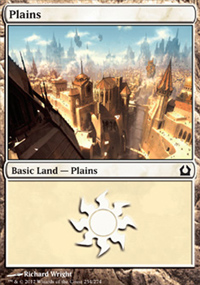 Plains 5 - Return to Ravnica