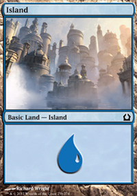 Island 4 - Return to Ravnica