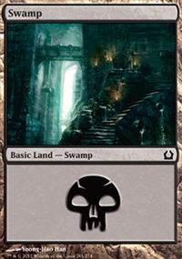 Swamp 2 - Return to Ravnica