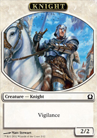 Knight - Return to Ravnica
