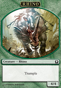 Rhino - Return to Ravnica