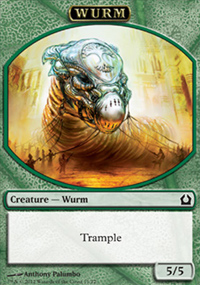 Wurm - Return to Ravnica