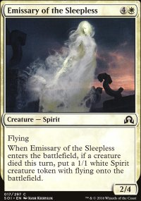 Emissary of the Sleepless - Shadows over Innistrad