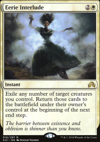 Eerie Interlude - Shadows over Innistrad