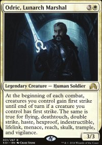 Odric, Lunarch Marshal - Shadows over Innistrad