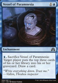 Vessel of Paramnesia - Shadows over Innistrad