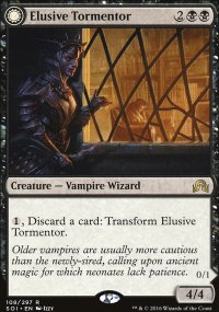 Elusive Tormentor - Shadows over Innistrad
