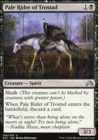 Pale Rider of Trostad - Shadows over Innistrad