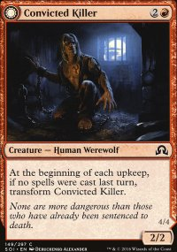 Convicted Killer - Shadows over Innistrad