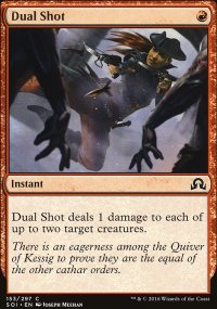 Dual Shot - Shadows over Innistrad