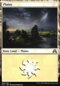 Plains 2 - Shadows over Innistrad
