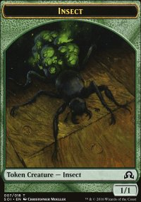 Insect - Shadows over Innistrad