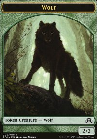 Wolf - Shadows over Innistrad