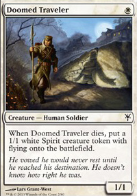 Doomed Traveler - Sorin vs. Tibalt