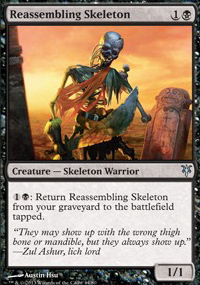 Reassembling Skeleton - Sorin vs. Tibalt