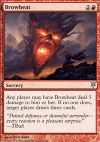 Browbeat - Sorin vs. Tibalt