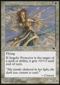 Angelic Protector - Tempest