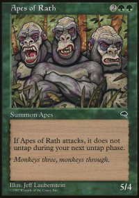 Apes of Rath - Tempest