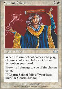 Charm School - Unglued