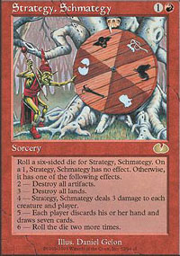 Strategy, Schmategy - Unglued